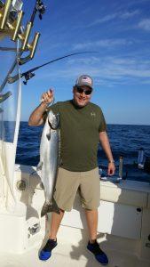 Therapy Too Fishing Charters - Lake Michigan Ludington